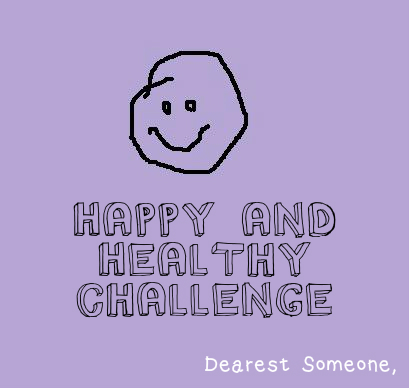Happy and Healthy Challenge
