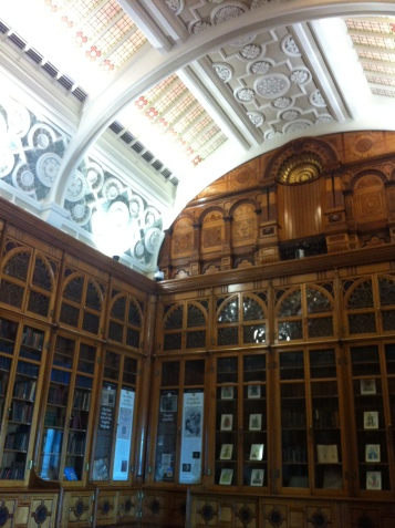 The Shakespeare Memorial Room - The Library of Birmingham