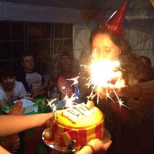 Ella Robson, 21st Birthday