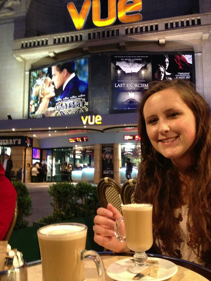Ella Robson, Leicester Square. This is the End, Seth Rogen, Evan Goldberg private screening.