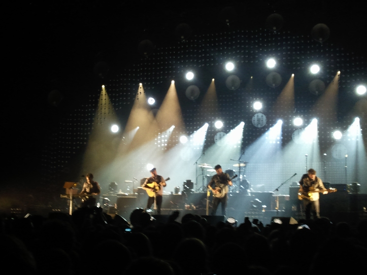 Mumford & Sons at the LG Arena