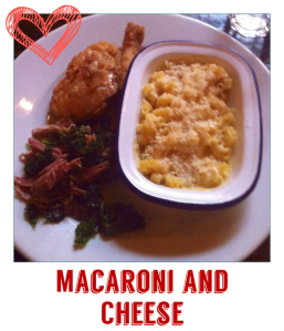 I have no idea why but currently I am loving macaroni and cheese. (Macaroni is also really fun to say haha)