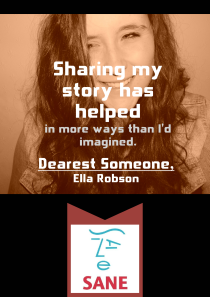 Ella Robson (creator of Dearest Someone,)