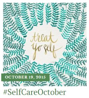 SelfCareOctober