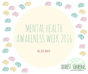 Mental Health Awareness Week 2016 (1)