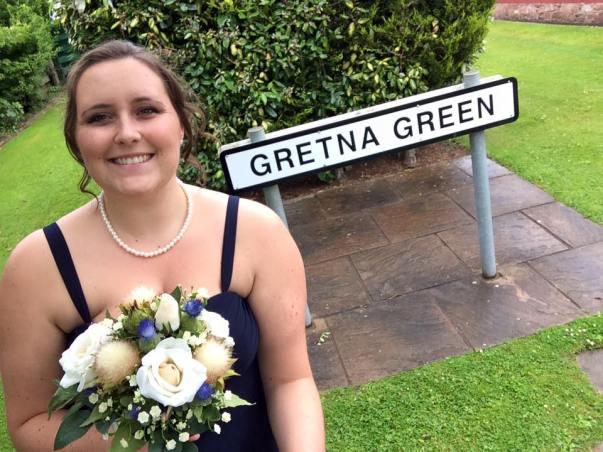 Ella Robson Gretna Green