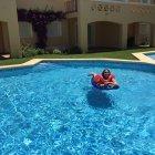 Floating on a flip-flop 2016